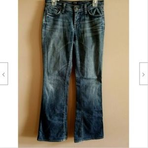 Citizens of Humanity Jeans Ingrid Low Rise 27 Flr